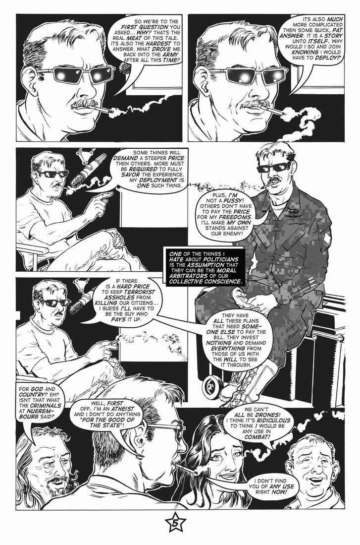The Big Book of Body Politik pg 5 by luciferlive