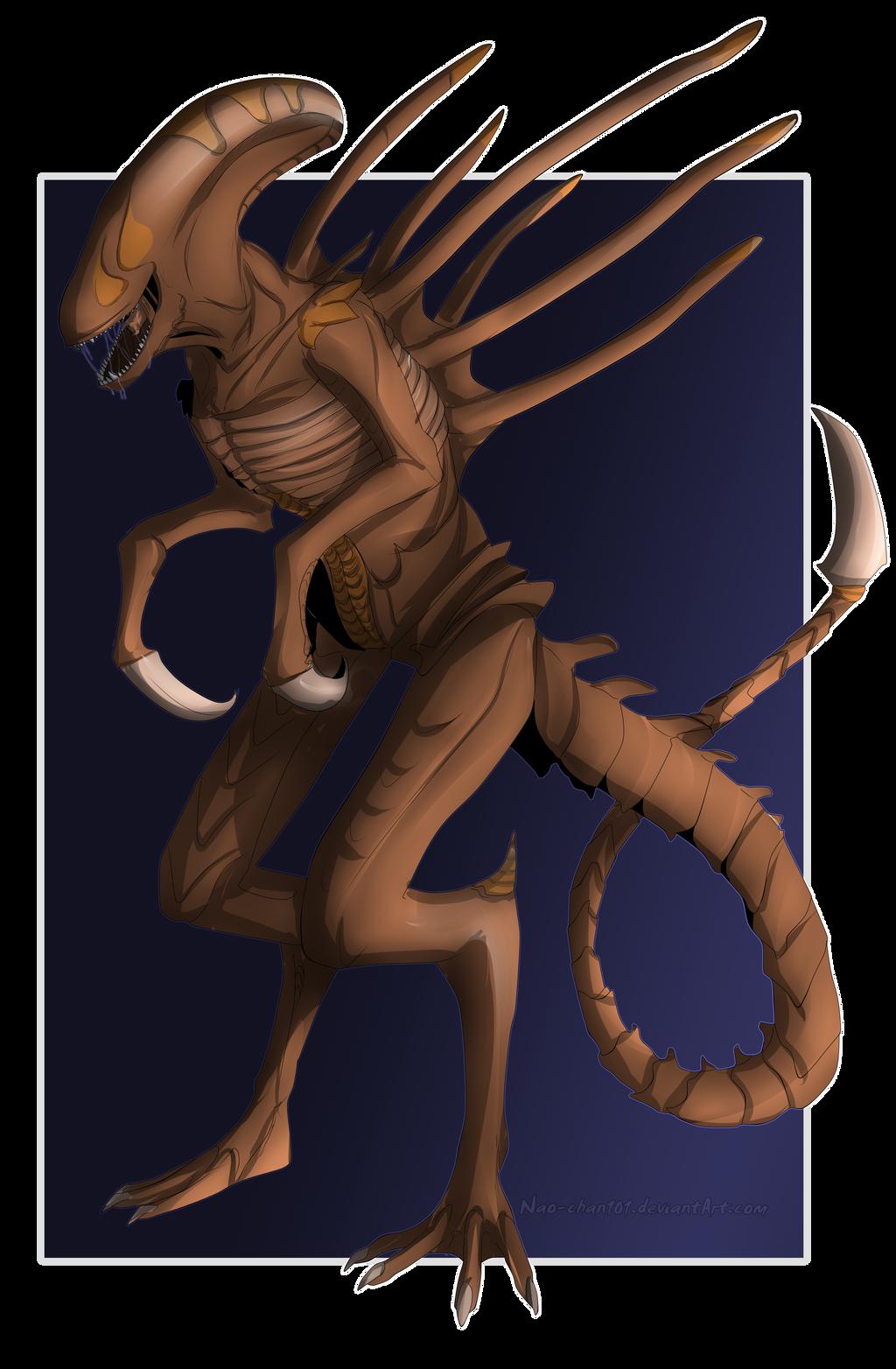 Xenomorph Carrier
