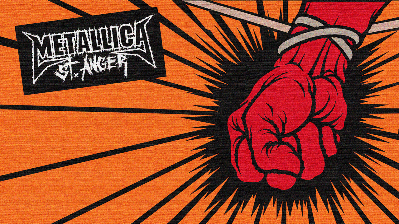 Metallica St Anger Album Cover Www Pixshark Com Images