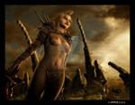 MORQANA for Adigun by RainfeatherPearl