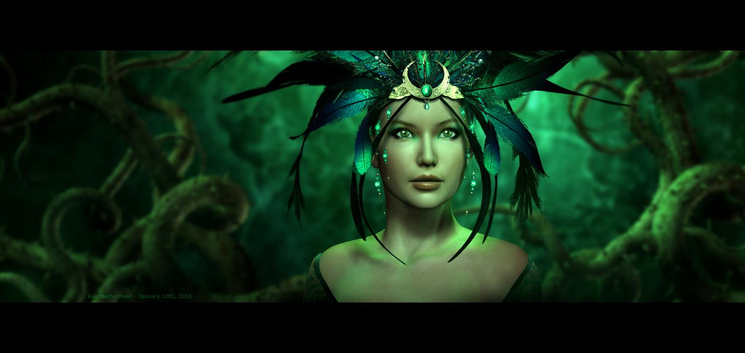 Alastiah Jade by RainfeatherPearl