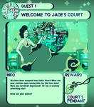 Quest 1: Welcome to the Court!