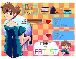 Meet the Artist: Chobi