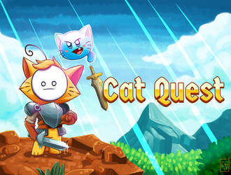 Cry Plays: Cat Quest by ChobiLuck