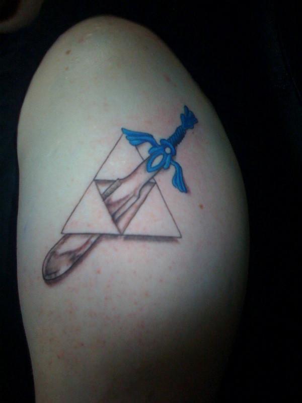 sword tattoos