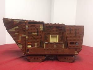 Lego UCS Jawa Sandcrawler