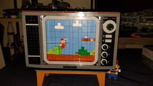 Lego 80s TV