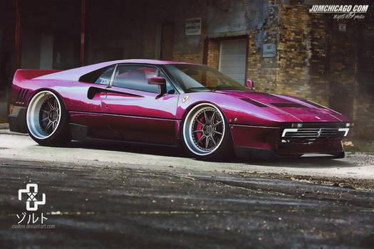 Ferrari 288 GTO Stance/Drift