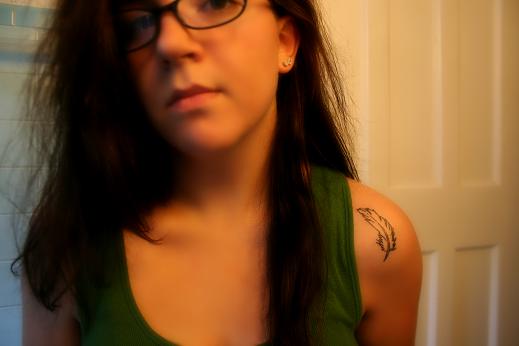 megan corkery tattoo. My new tattoo.