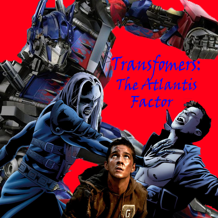 Transformers: The Atlantis Factor by VampireCount