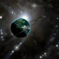 the New World by AmazonSamurai