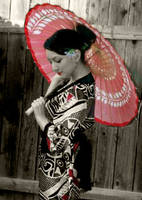 Sami-Model-Geish2 by AmazonSamurai