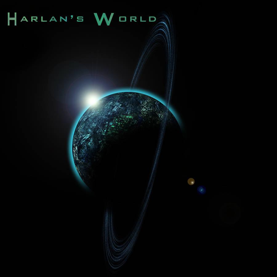 Harlan's World by AmazonSamurai