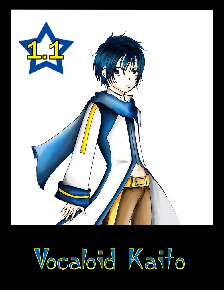 Vocaloid Kaito by Spiritless19