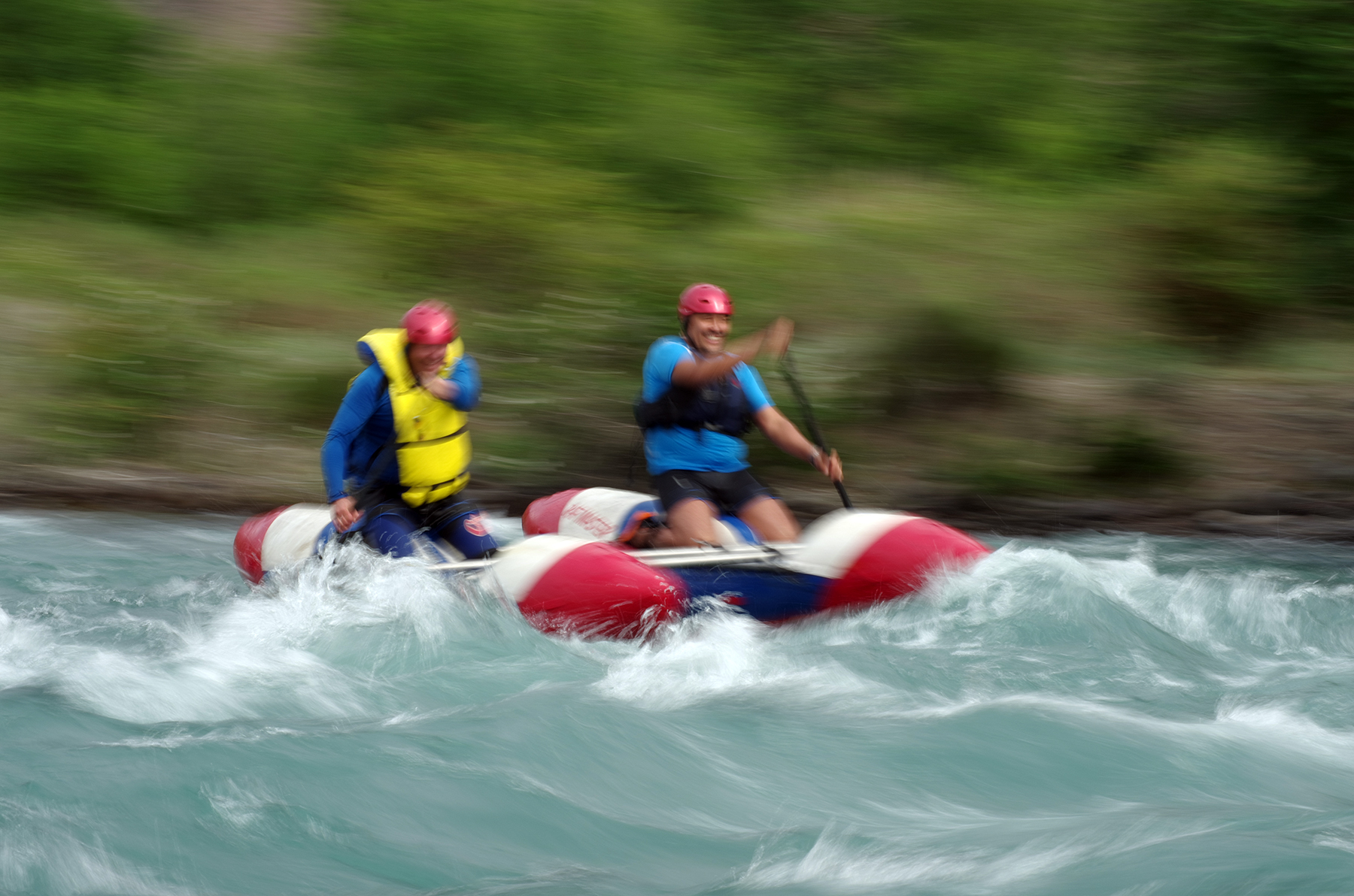 Rafting III by voldemometr