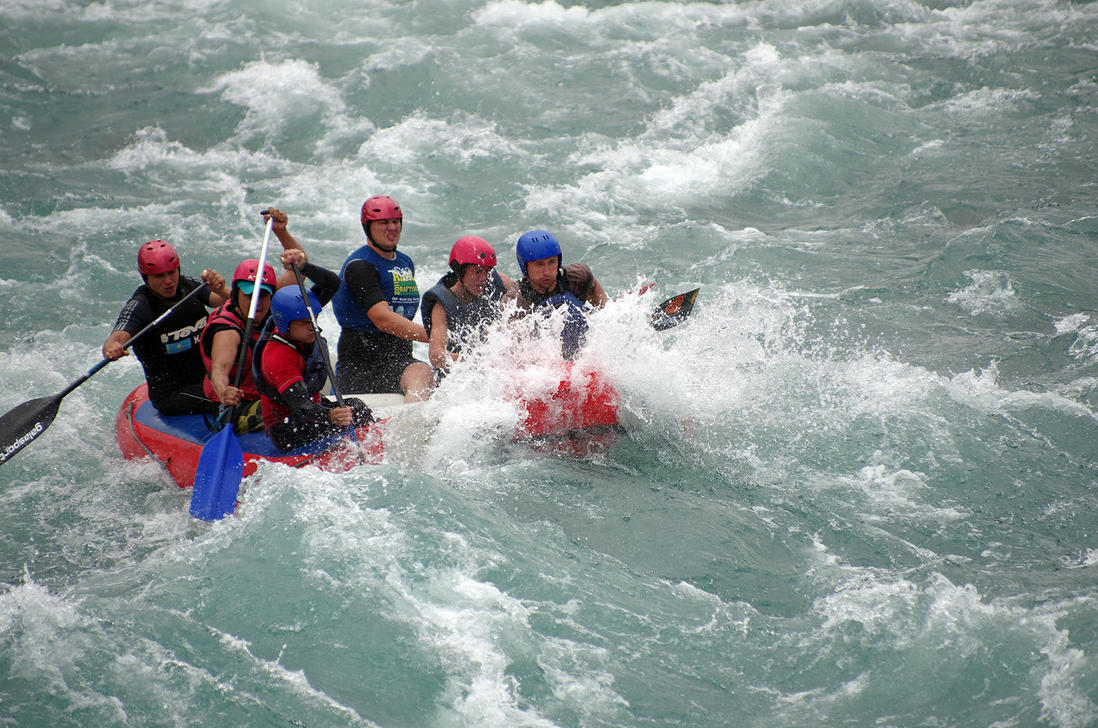 Rafting VI by voldemometr