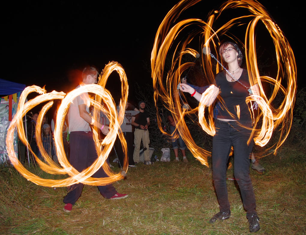 Fireshow by voldemometr