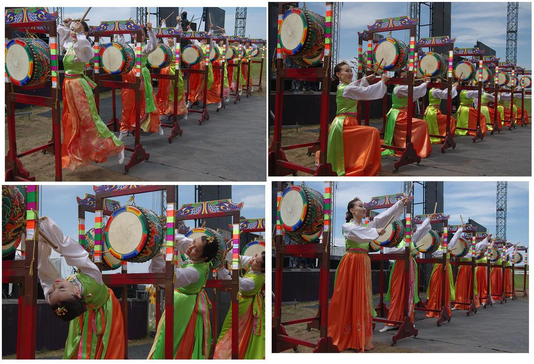 Drum dance by voldemometr