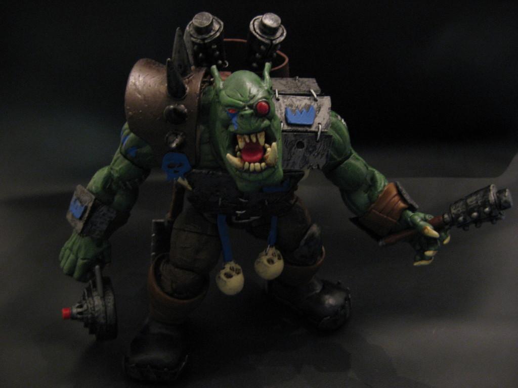 warhammer 40k custom ork 2 by soulbrother73 on DeviantArt