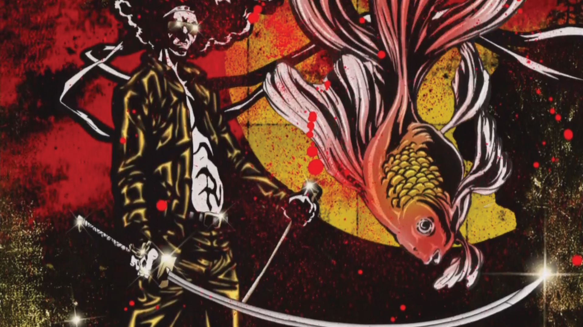 Afro Samurai Resurection Wallpaper By Alleluyachuu On