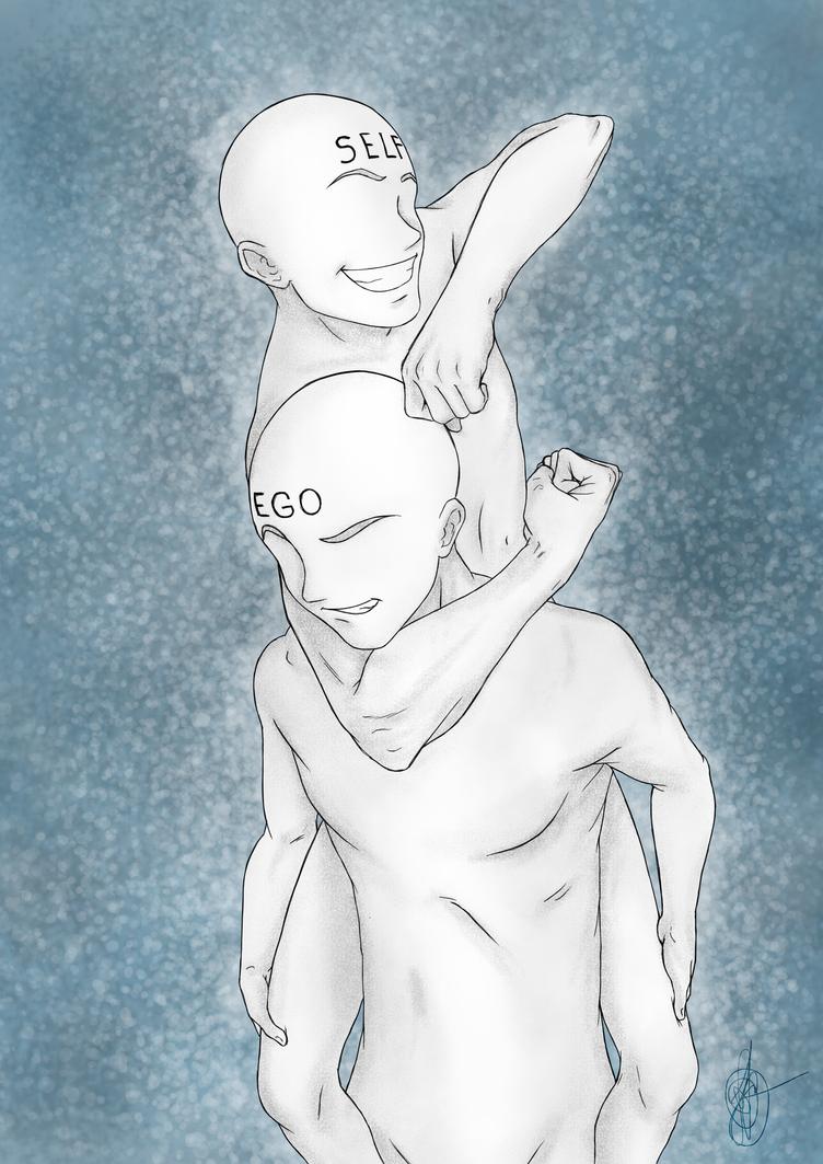 Ego-self by FutureSelf