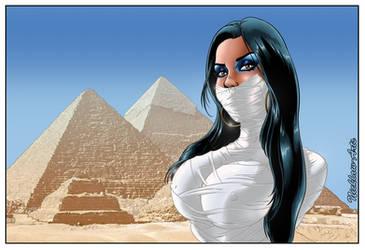 Mummy by NickLaw-Arts