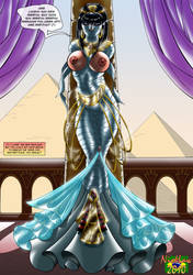 Old_Art_Cleopatra_II by NickLaw-Arts