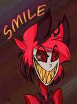 Smile, darling...!