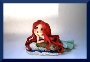 little mermadian Ariel by BrucaliffoBijoux