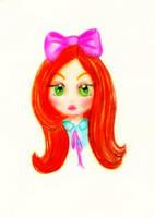 Lolita red hair by BrucaliffoBijoux
