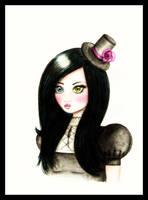 Gothic Lolita by BrucaliffoBijoux