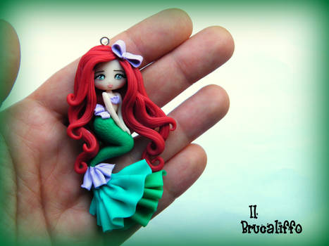 Ariel  little mermadian