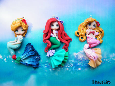 Princesses Mermaids