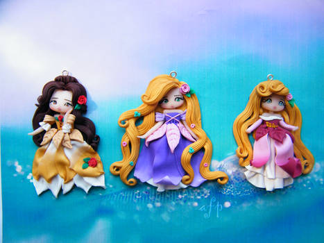 Disney Princesses Spring Collection