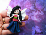 princess Mulan Fairy Collection