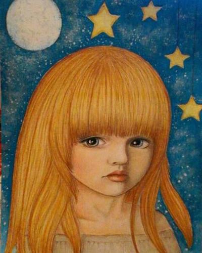 twinkle twinkle little star  by BrucaliffoBijoux