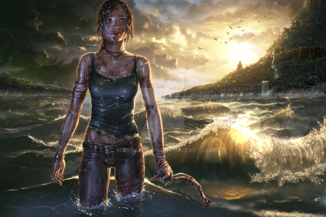 Tomb Raider Reborn by warballoon