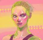 Gemma Ward by Gaulke and Prenevost