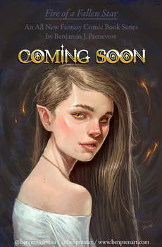 My First Fantasy Story, coming soon