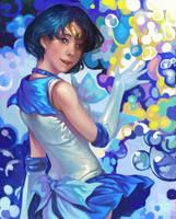 Sailor Mercury by k-BOSE