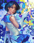 Sailor Mercury by k-BOSE