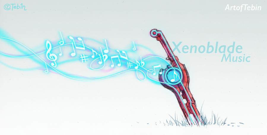 Xenoblade Music by Tebin-Art