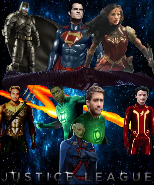 Justice League film  Wikipédia