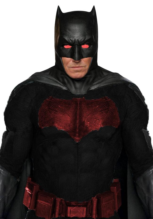 pierce brosnan as thomas wayne flashpoint batman by