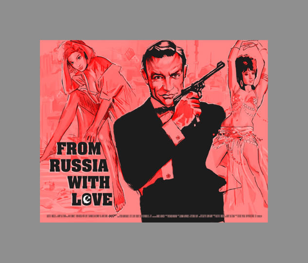 From Russia With Love - MPR by Indexenos