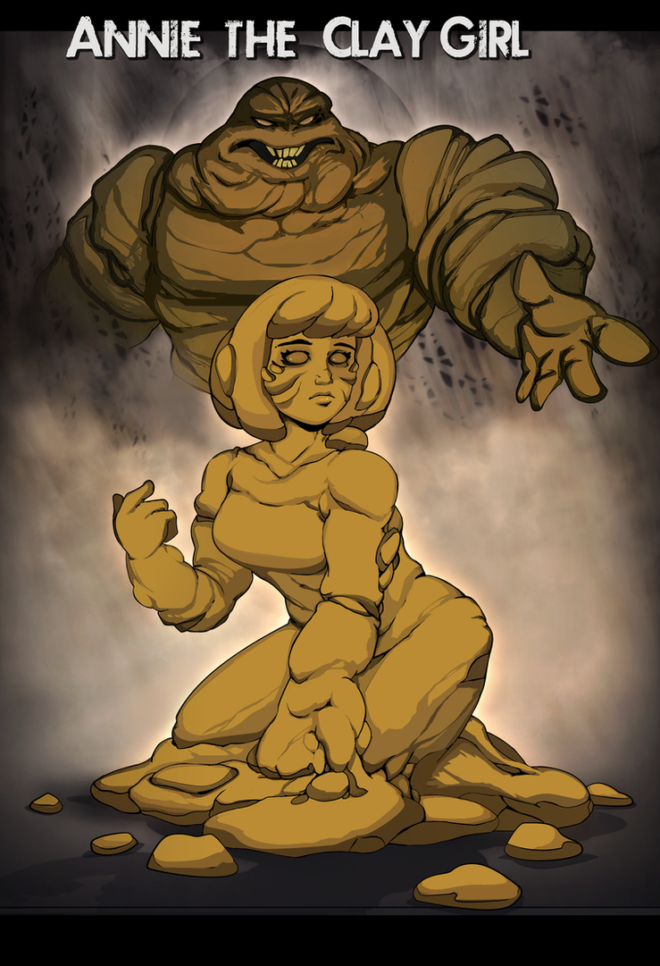 annie the claygirl