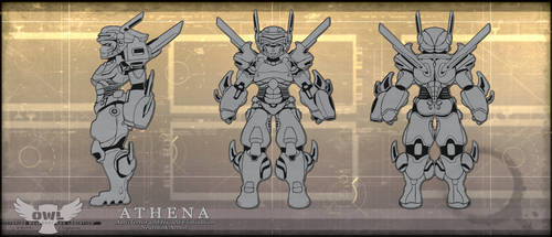 ATHENA: Blueprint by Chronorin