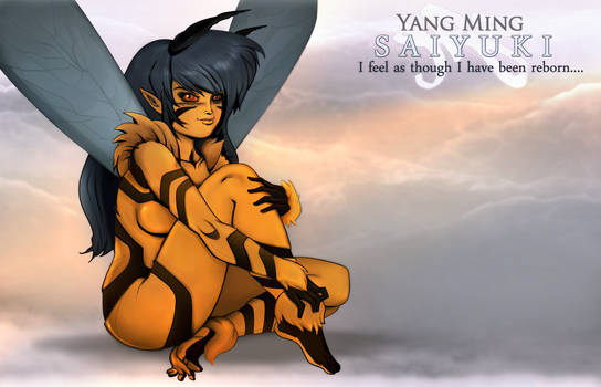 Yang Ming the Demon Bee