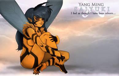 Yang Ming the Demon Bee