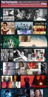Top Ten Favorite Artsy Films